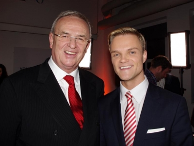 Im Interview mit Ex-VW-Chef Martin Winterkorn