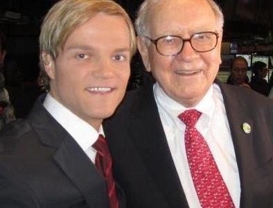 Mit Investorenlegende Warren Buffett