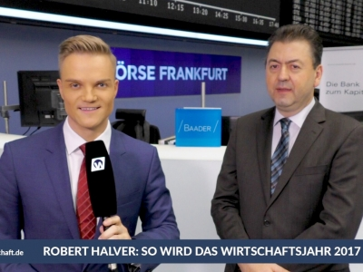 Im Interview mit Robert Halver